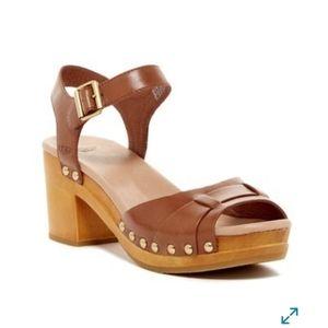 Like new Ugg studded clog sandal